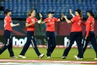 T20 Women: England Huff and Puff to One-Wicket Win Over West Indies