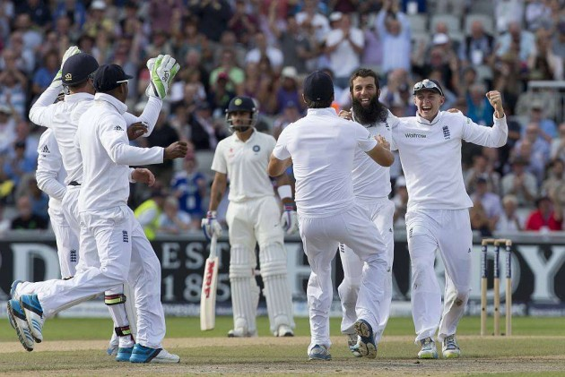 India Loses to England by an Innings and 54 Runs
