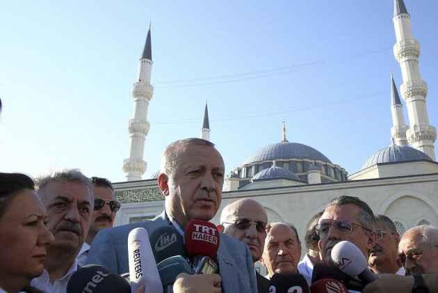 President Erdogan Rejects Arab Demands, Turkish Troops Stay in Qatar