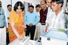 EVMs, Paper Trail Machines in Bhind Demo Not Tampered, EC Refutes All Allegations