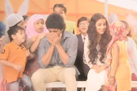 Javed Akhtar, Sonu Nigam Launch Video for Child Healthcare