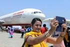 No Selfies on Flight Anymore?
