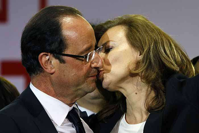Scorned First Lady of France Talks of Her Relationship With Hollande