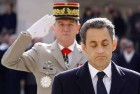 Sarkozy Detained for Questioning in Graft Case