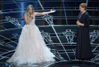 Lady Gaga Falls On Stage <i>Cheek to Cheek</i> Tour in Monaco
