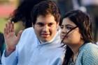 Poonam Mahajan Replaces Anurag Thakur As New BJYM President