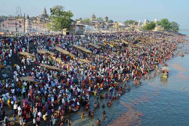 Ganga's Existence in Danger, Says Scientist B.D. Tripathi