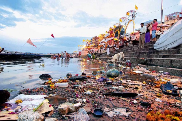 SC Raps Centre Over Delay in Ganga Cleaning
