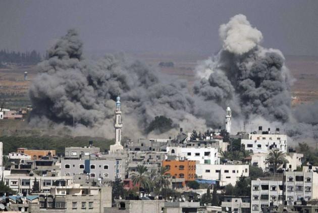 Israeli Shelling Kills 150 Palestinians as Gaza Truce Collapses