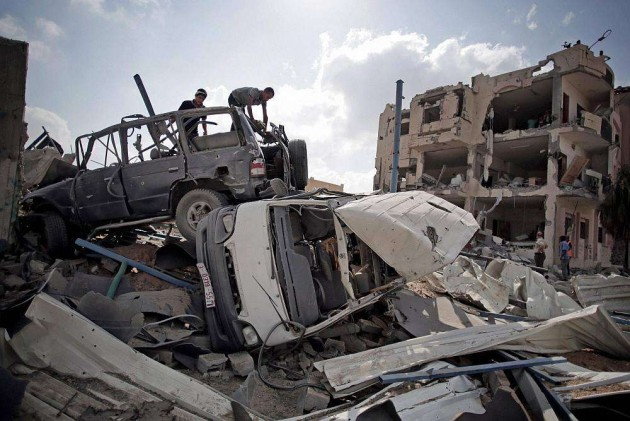 Palestinians Accept New 72-Hour Ceasefire Offer