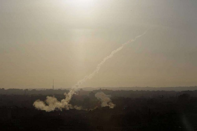 Israeli Jets Pound Targets in Gaza as Hostilities Escalate