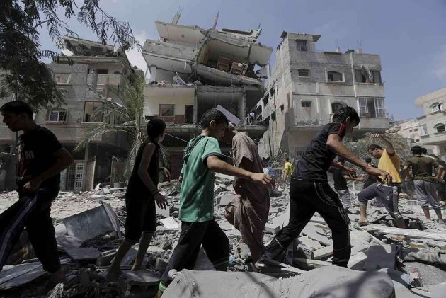 Egypt Proposes New Ceasefire in Gaza: Palestinian Official