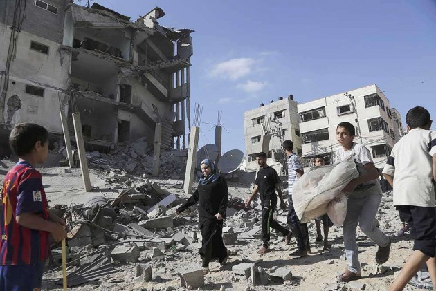 Israel, Hamas Agree on Fresh Five-Day Truce in Gaza: Egypt