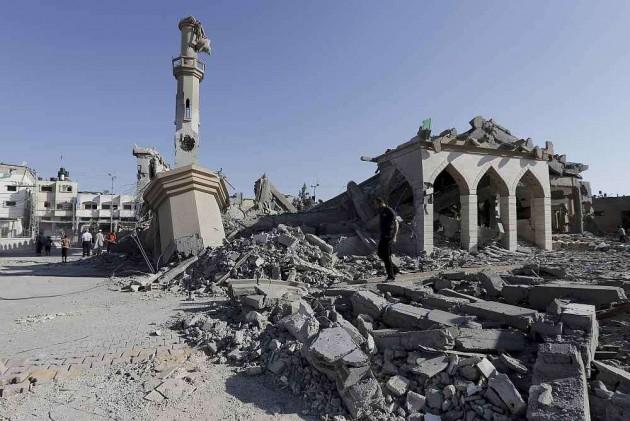 'It Will Take 20 Years to Rebuild Gaza'