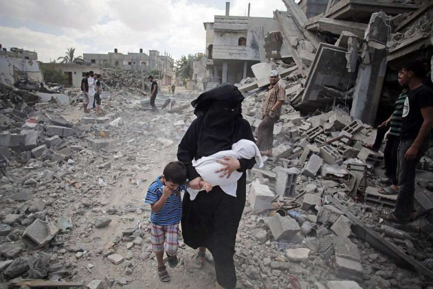 Israel, Palestine Hold Talks As Truce Takes Hold in Gaza