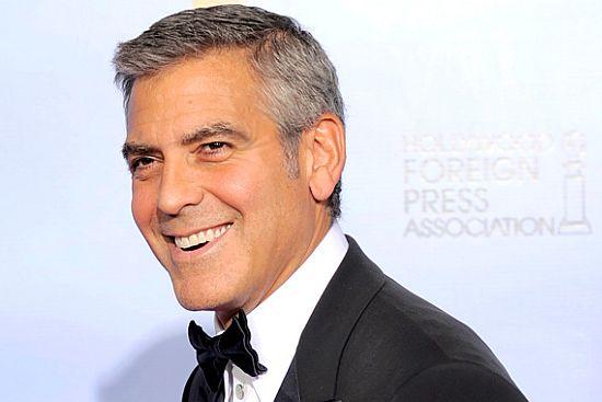 Clooney, Pitt, Depp Top 'Men Ageing Gracefully' List