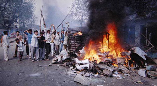 essays on communal riots Cultural studies essays - social integration and communal harmony in india  the paper of dr anishia jayadev on communal riots and minorities in kerala:.