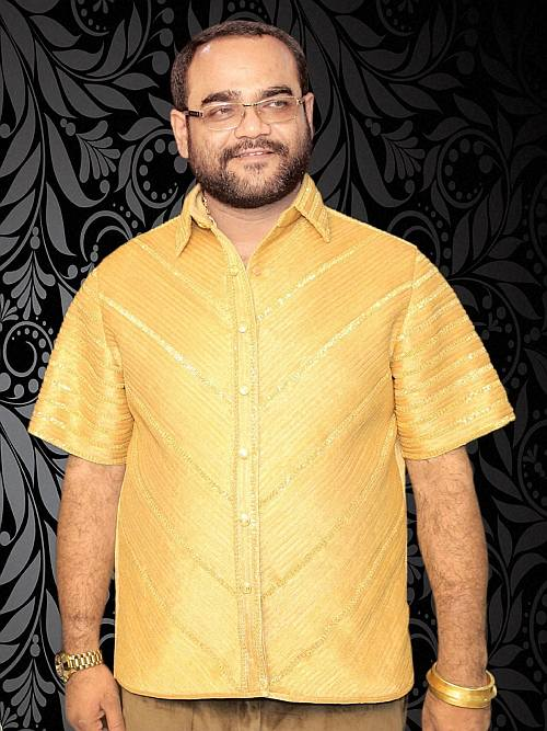 NCP Man Wears a Rs 1.4 Cr Gold Shirt for His Birthday