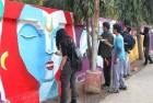 College Students' Arrest Over Graffiti Kicks Up Row In Kerala