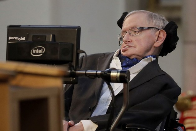Stephen Hawking has a message for Trump: Don't ignore climate change