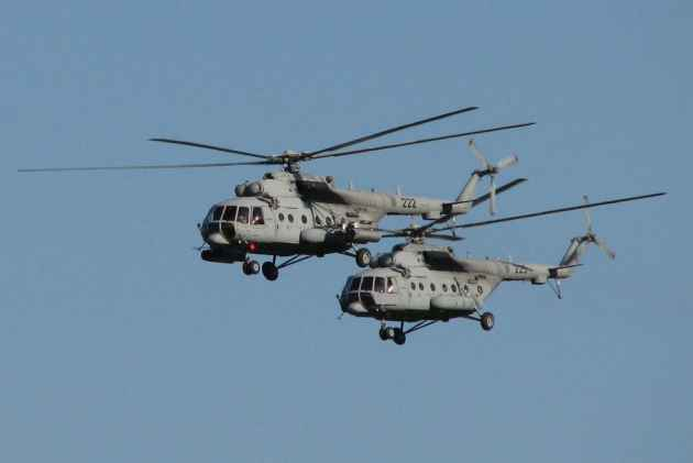 Pakistan Gets Mi-171E Convertible Helicopter From Russian Firm