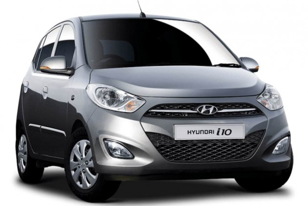 Hyundai Decides to Pull the Plug on Its Famous i10