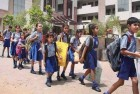 Kerala To Distribute School Uniforms Made Of Handloom To 2.3 Lakh Students