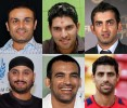 Sehwag, Yuvraj, Gambhir Omitted From World Cup Probables List