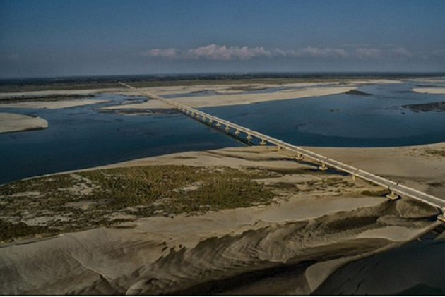India's longest bridge to be opened to public on May 26