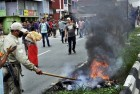 Curfew Imposed In Imphal, Telephone Network Snapped