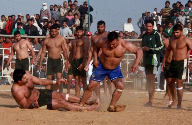 Kabaddi Making Millionaires Out Of Small-Town Boys