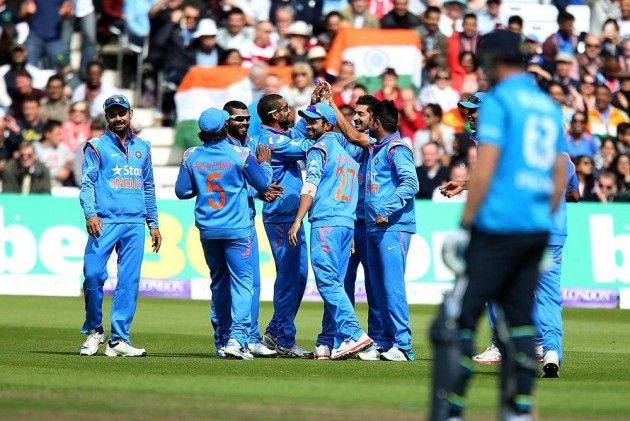 3rd ODI: India Thrash England by 6 Wickets