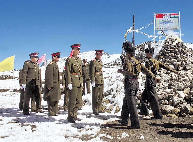 PLA Acknowledges 2013 Incursion at Depsang Valley