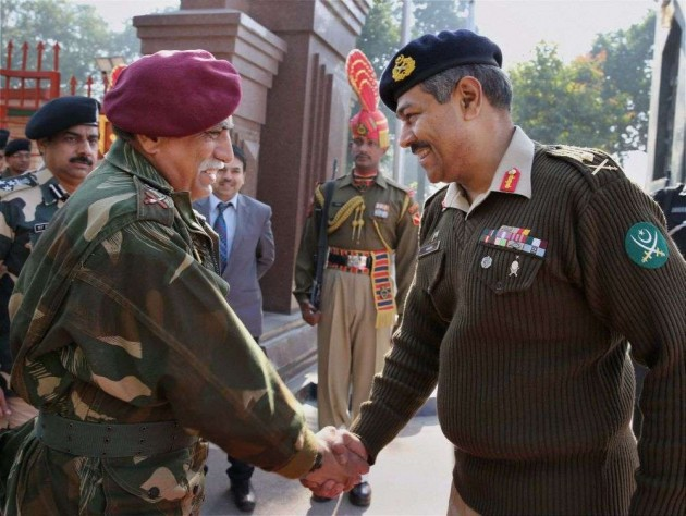 Indo-Pak Armies Hold Flag Meet Over Ceasefire Violations
