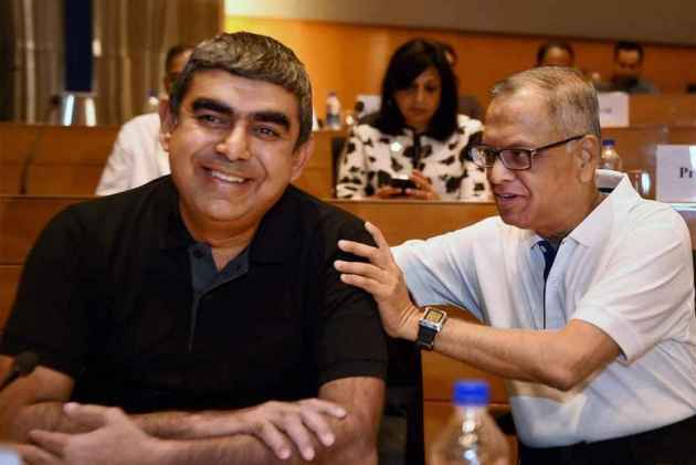 Infosys Board Blames Founder Murthy's 'Continuous Assault' For Sikka's Exit
