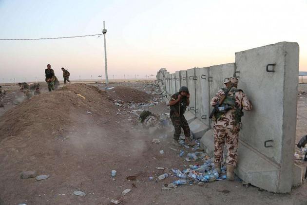 US Jets Ambush Jihadists Near Iraqi dam