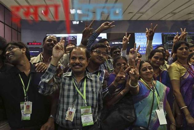 India Creates History as Mangalyaan Enters Mars Orbit