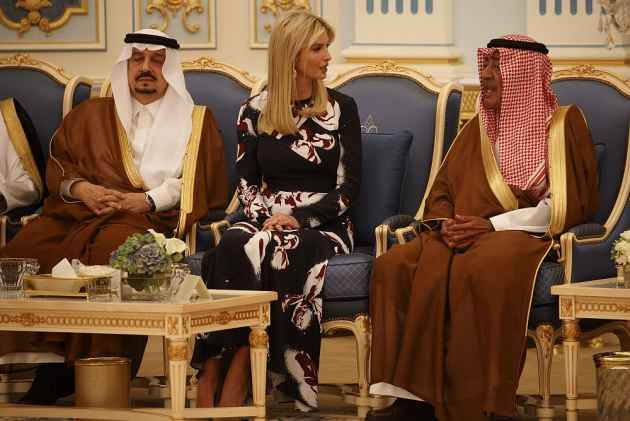 Stories of Saudi Women Catalysing Change Are Encouraging, Says Ivanka Trump