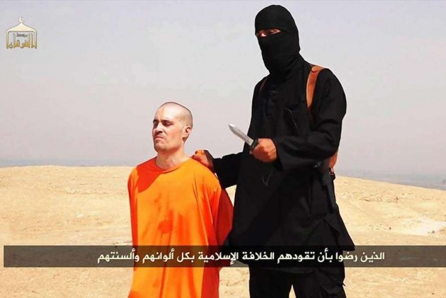 James Foley's Beheading Video Reportedly Staged