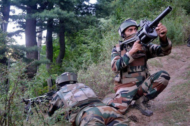Encounter Against Ultras Near LoC, Jawan Killed