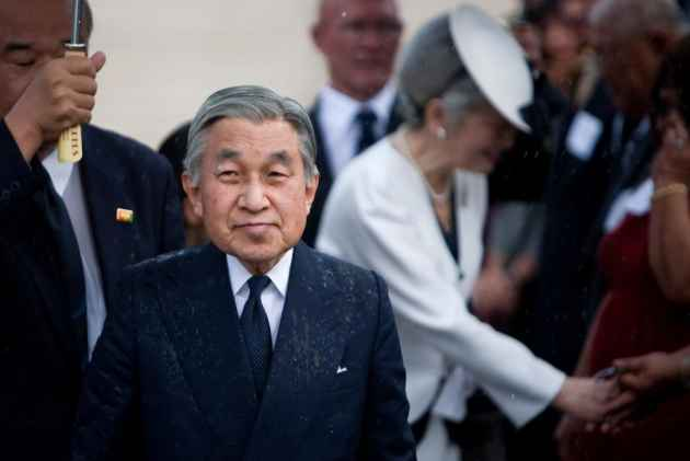Japan Cabinet Approves Bill Allowing Emperor's Abdication
