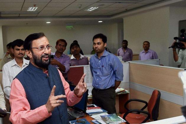 Modi Won't Bar Ministers From Wearing Jeans: Javadekar