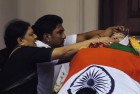Jayalalithaa's Body Kept in Rajaji Hall for Public Homage
