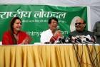 Amar Singh, Jaya Prada Join Ajit Singh's RLD