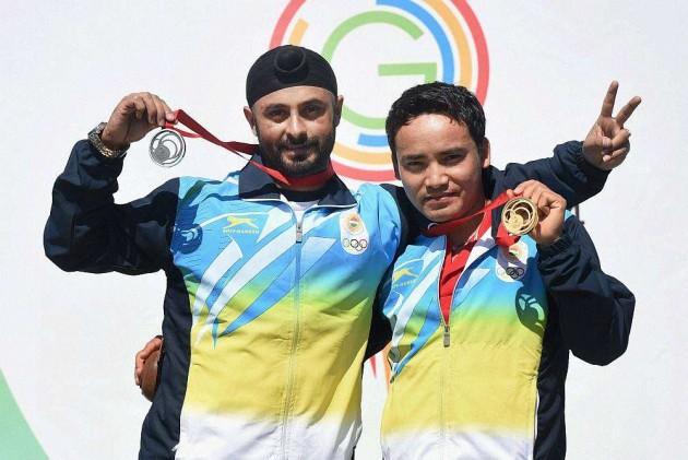 Jitu Rai Shoots 50m Pistol Gold, Gurpal Singh Bags Silver