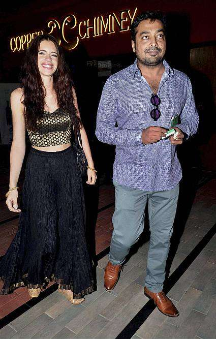 Anurag Kashyap Joins WIFT India Host Premiere of Documentary