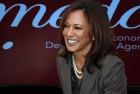 Obama, Biden Endorse Kamala Harris for US Senate