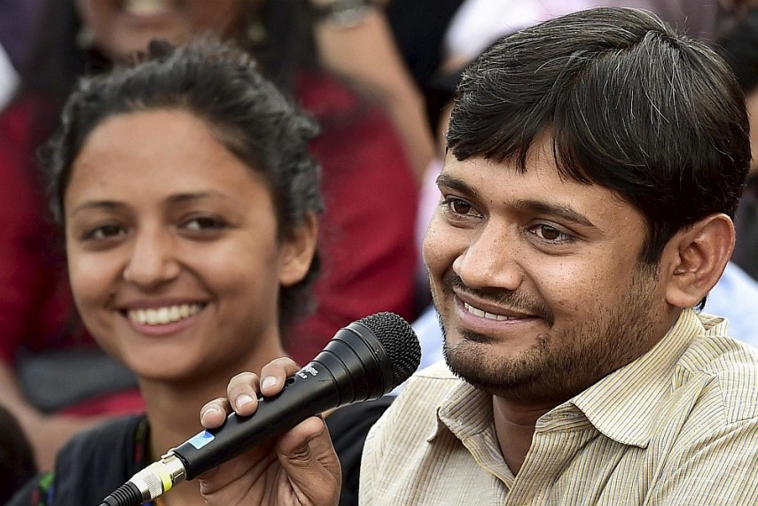 Another JNUSU Leader Shehla to Pen Book on Sedition Row