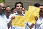 AAP MLA Kapil Mishra Begins 'Satyagraha', Asks to Disclose Funding Details