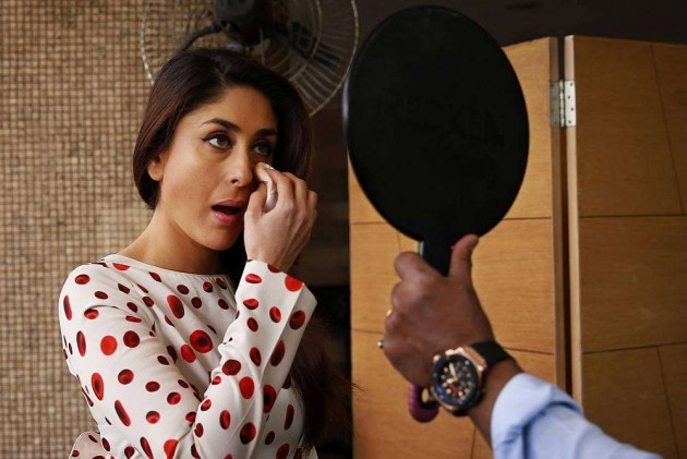 Marriage Hasn't Affected My Career: Kareena